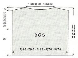 PULL MARINE schéma dos