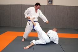 Entraînements Shotokan