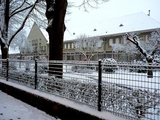Metz sous la neige 2 Marc de Metz 16 02 2013