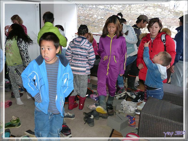 Pour les inuits, le moment est arrivé de regagner Kullorsuaq - Groenland