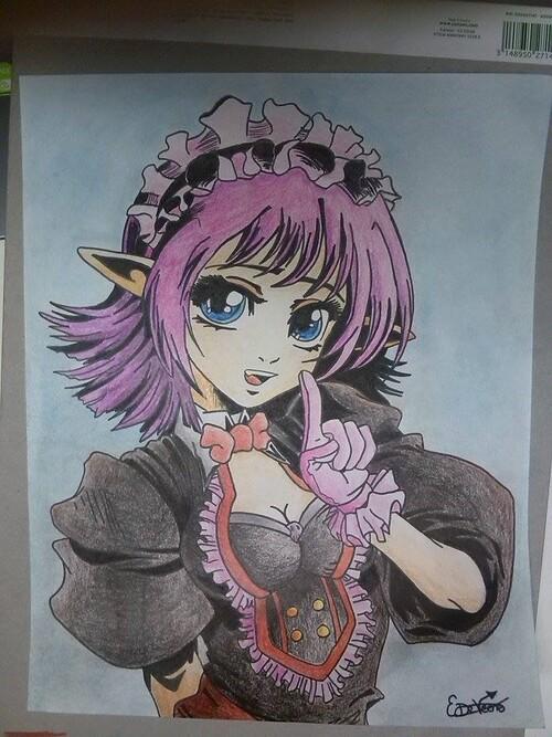 Elfic Maid