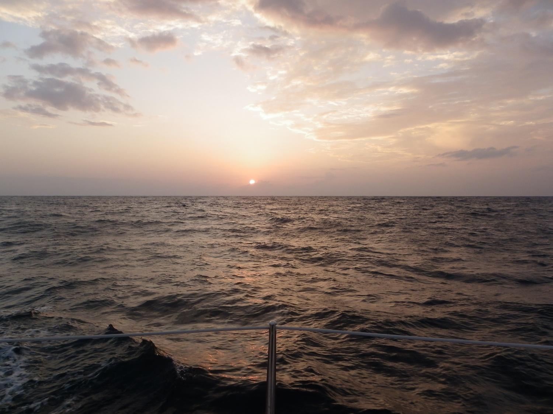 De Mindelo vers Salvador de Bahia