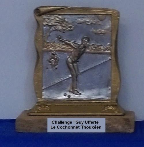1er Challenge Guy Ufferte à Thoux.