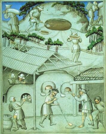 Les fascinants techniques et usages du verre au Moyen Âge