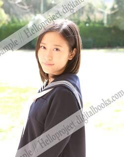 Sakura Oda dans le prochain Hello!Digital Books