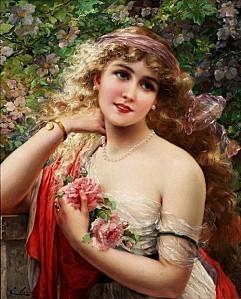 Emile Vernon, Le printemps