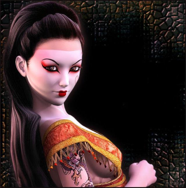 tube beauté asiatique