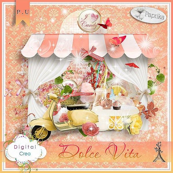 """""""Dolce Vita"""" by Paprika"""
