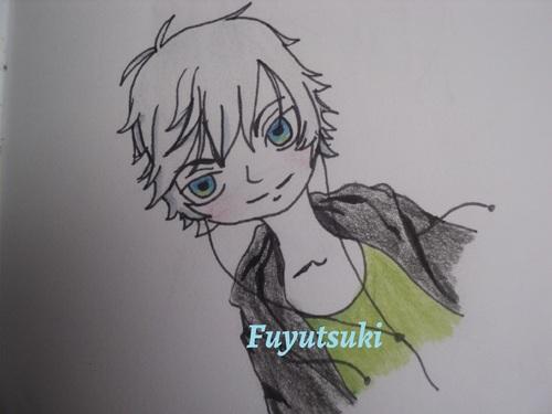 mes dessins n°17 Matsumoto