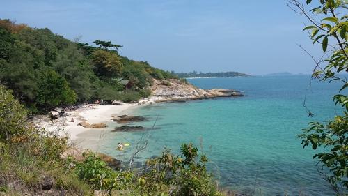 L'île de Ko Samet – Thaïlande