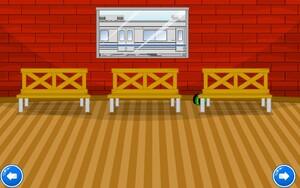 Jouer à Vacation escape train station