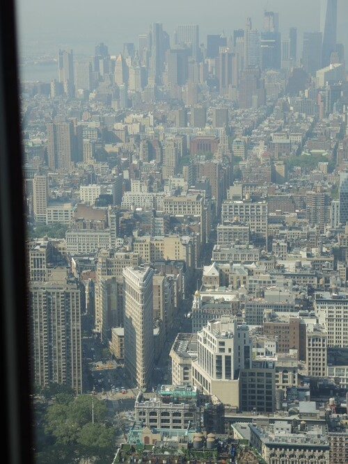 NEW YORK 2016- Jour 6- L'Empire State Building-