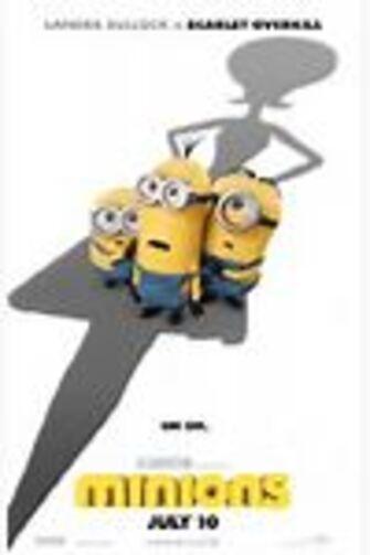 Le succès du film les minions