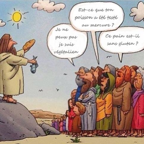 Alors Moïse ...