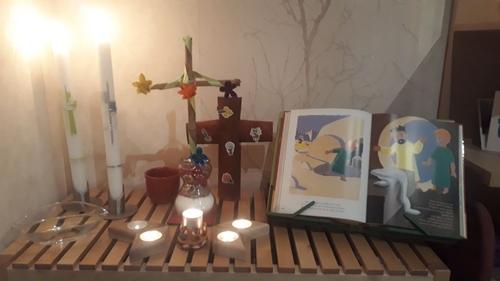 L'éveil à la foi… à la maison