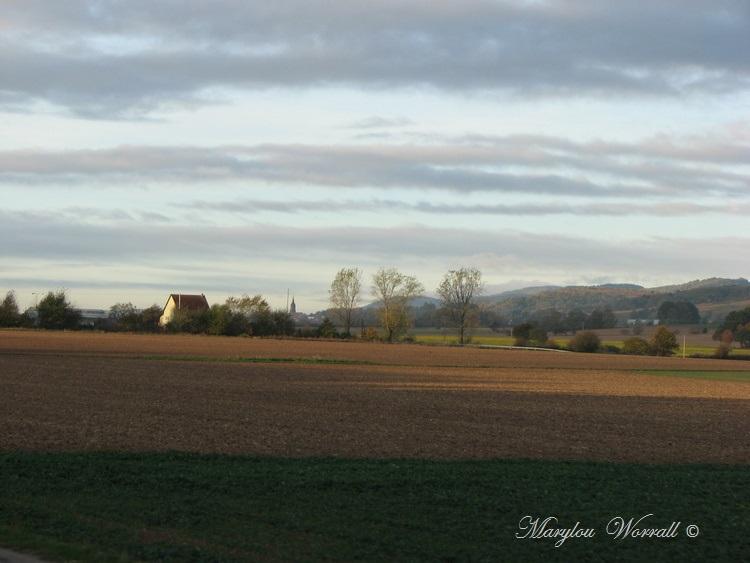 En route pour le Sundgau