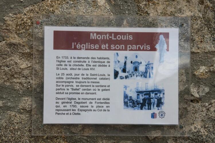 ÉGLISE SAINT-LOUIS DE MONT-LOUIS (66)