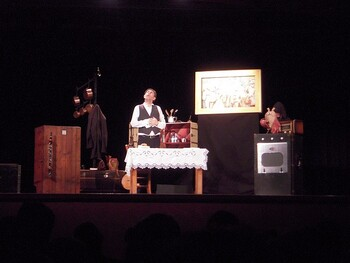 "Spectacle ""Restachoux"""