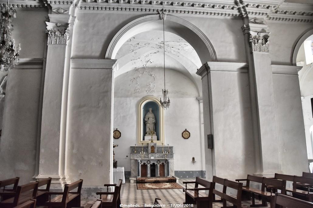 Eglise Saint-Thomas - Belgodère - Corse