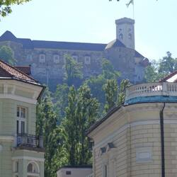 Slovénie bled et Ljubljana