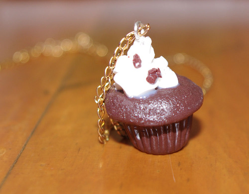 Collier cup cake 6
