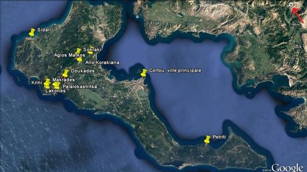 Une balade à Corfou (Kerkyra) * Η Κέρκυρα