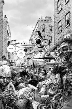 Passé décomposé de Robert Kirkman & Tony Moore & Charlie Adlard - Walking Dead, tome 1