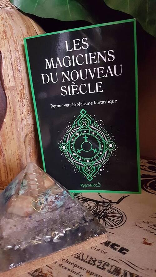 """""""Les Magiciens du Nouveau Siècle"""" un gros ouvrage multi-thèmes sur l'évolution de la science et de la Magie au cours de l'Histoire"""