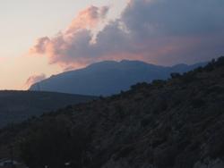 Le golfe de Corinthe