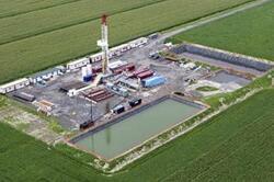 Problèmes de l'exploitation du gaz de schiste.