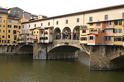 italie ponte vecchio