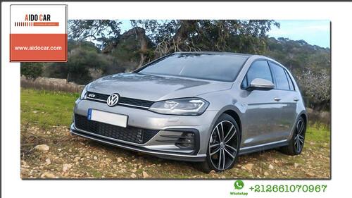 Location Volkswagen Golf 7 GTD à Casablanca