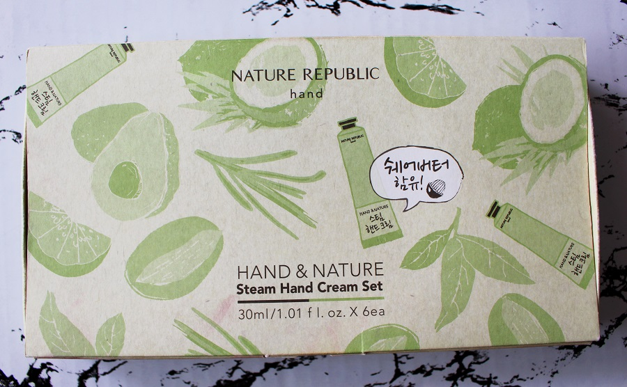 Nature Republic : Hand Cream