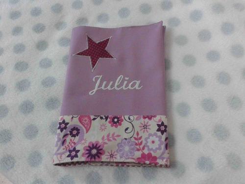 """carnet de santé bébé """"Julia"""""""