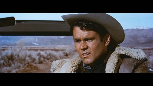 "Don Murray dans ""Bus Stop""."