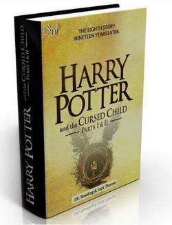 Harry Potter et l'enfant maudit... sera publié en français en octobre !