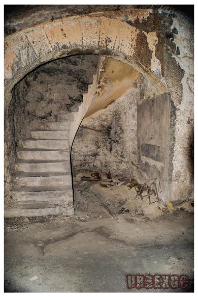 Le bunker des gorges