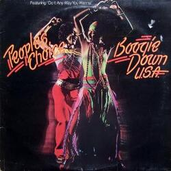 People's Choice - Boogie Down USA - Complete LP