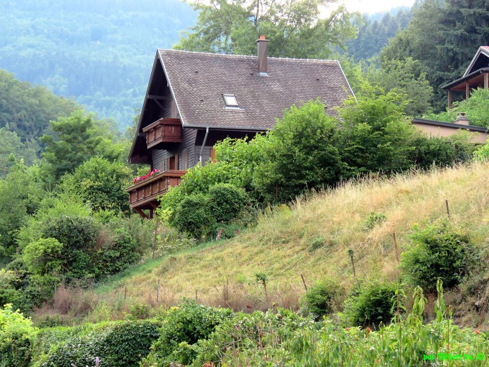 Murbach dans le Haut Rhin