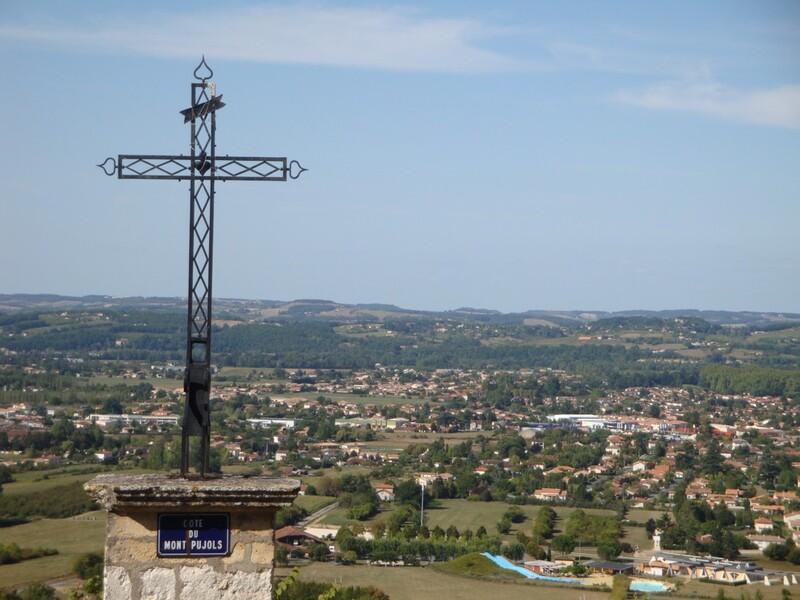 Pujols, Lot et Garonne.