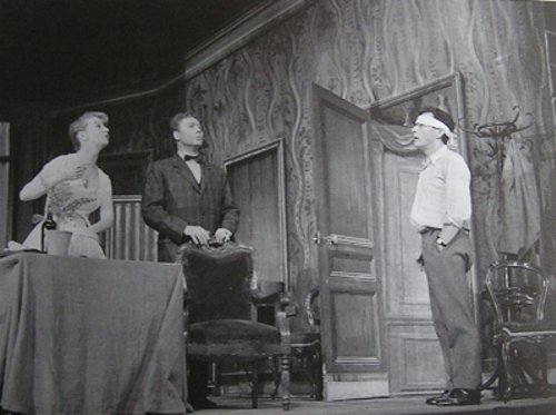 28 mars 1994 : décès d'Eugène Ionesco