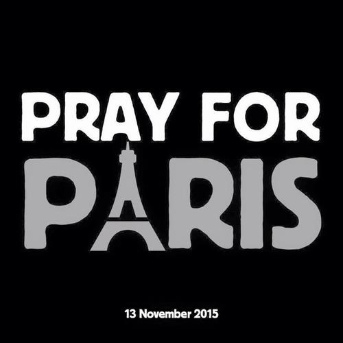 PRAY FOR PARIS - 13 November 2015