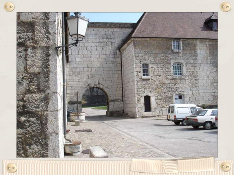 25000 Besançon La Citadelle