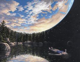 Rob Gonsalves- Ces illusions d'optique sont de véritables casse-tête