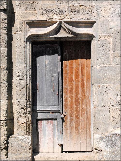 Vestiges de la Porte de Blaye (Bourg sur Gironde)