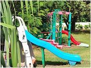 Les petits parcs à jeux