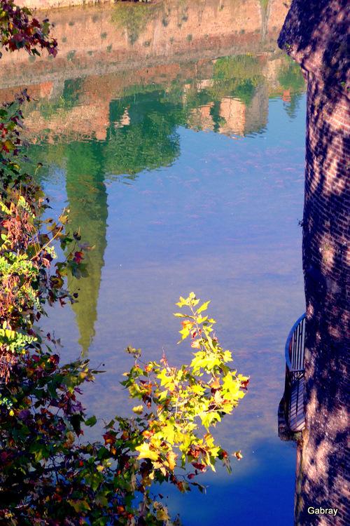 Albi: bords du Tarn…