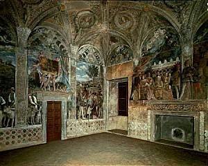 re chambre epouxgonzague mantegna