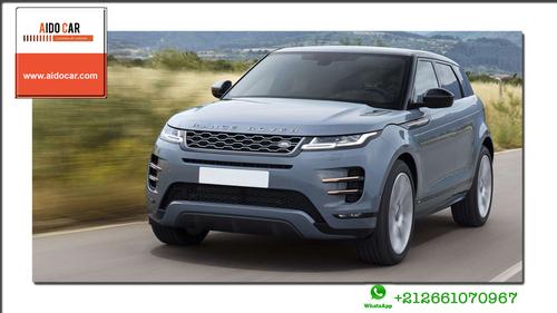 Location voiture Casablanca – Nouvelle Range Rover Evoque 2019
