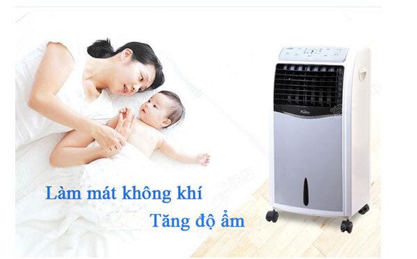 máy làm mát không khí cho trẻ nhỏ